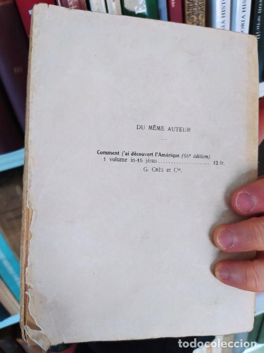 Libros antiguos: lart detre pauvre (mémoires) de de castellane boni, Editions Georges Crès Et Cie, 1925 RARE - Foto 2 - 236524195