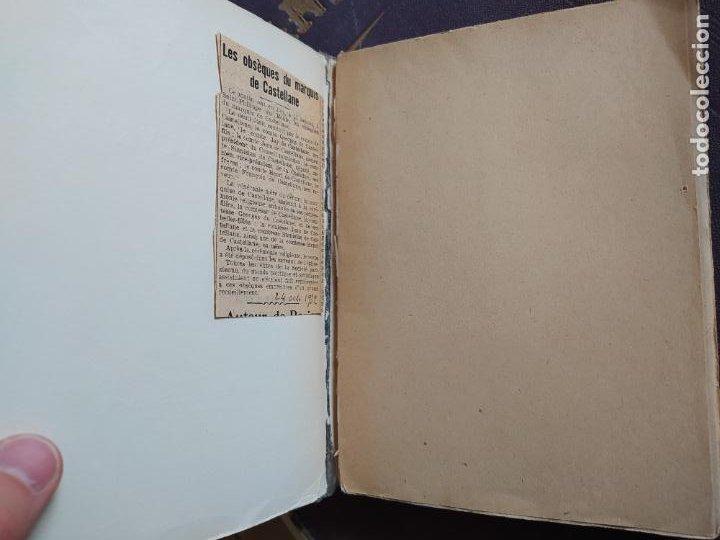 Libros antiguos: lart detre pauvre (mémoires) de de castellane boni, Editions Georges Crès Et Cie, 1925 RARE - Foto 5 - 236524195