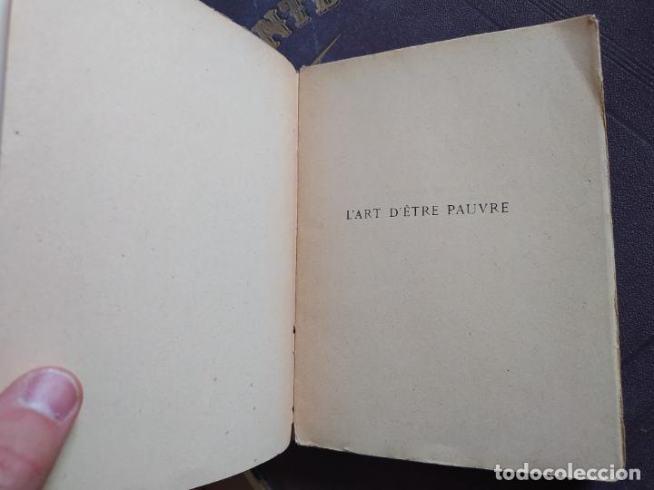 Libros antiguos: lart detre pauvre (mémoires) de de castellane boni, Editions Georges Crès Et Cie, 1925 RARE - Foto 6 - 236524195