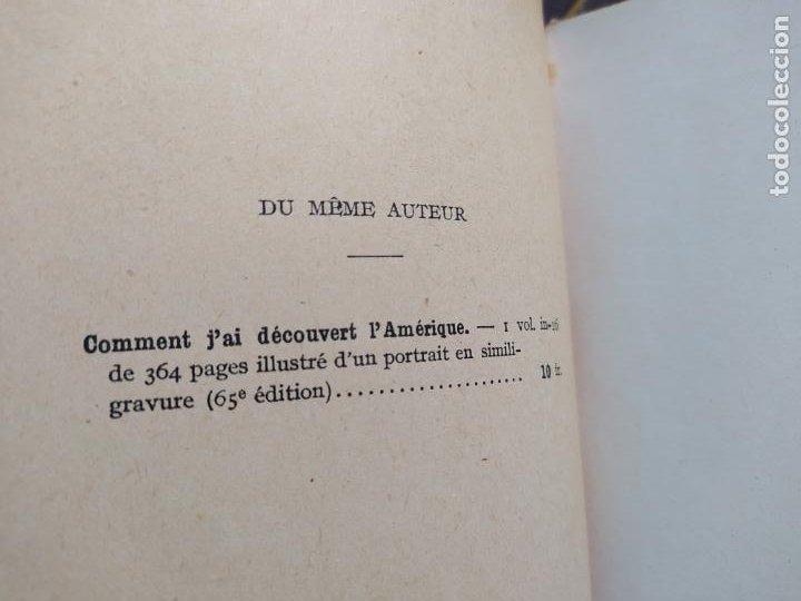 Libros antiguos: lart detre pauvre (mémoires) de de castellane boni, Editions Georges Crès Et Cie, 1925 RARE - Foto 7 - 236524195