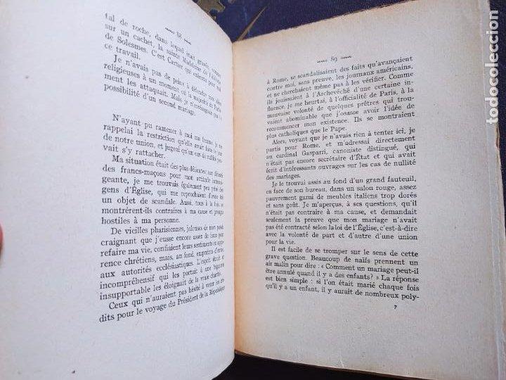 Libros antiguos: lart detre pauvre (mémoires) de de castellane boni, Editions Georges Crès Et Cie, 1925 RARE - Foto 10 - 236524195