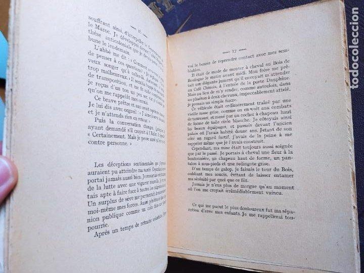Libros antiguos: lart detre pauvre (mémoires) de de castellane boni, Editions Georges Crès Et Cie, 1925 RARE - Foto 12 - 236524195