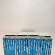 Libros antiguos: COLECCIÓN CELIA Y SU MUNDO. 20 CUENTOS EN ESTUCHES. AGUILAR. 1989. PERFECTO ESTADO.. Lote 236538680