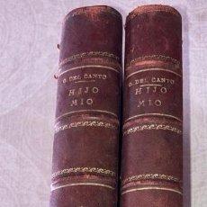 Libros antiguos: HIJO MIO. Lote 236583190