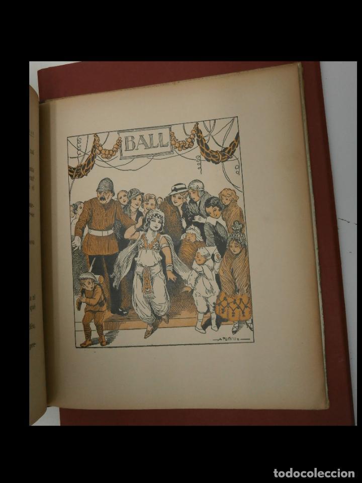 Libros antiguos: El Dijous Gras. Bons Costums Catalans. Vol. VI. Mercè Baguer. - Foto 2 - 236598620