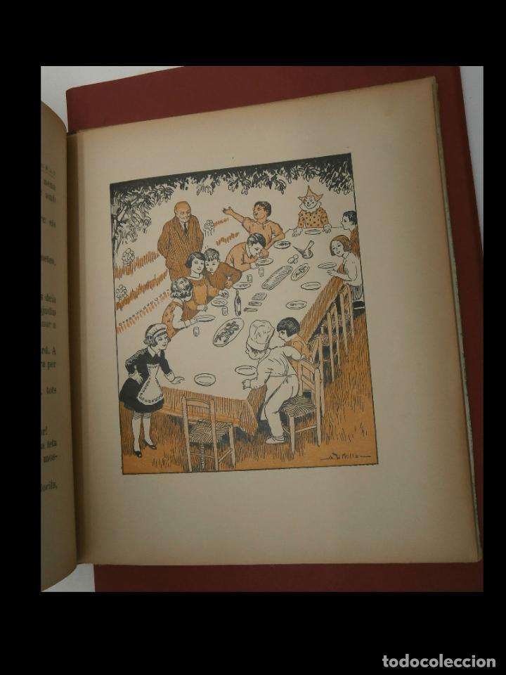 Libros antiguos: El Dijous Gras. Bons Costums Catalans. Vol. VI. Mercè Baguer. - Foto 4 - 236598620