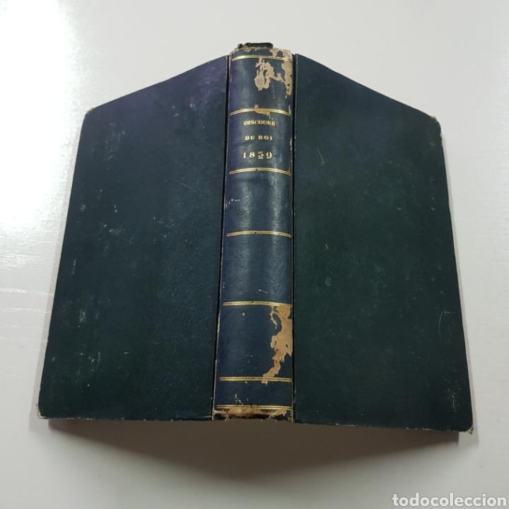Libros antiguos: DISCOURS ALLOCUTIONS ET REPONSES DE S. M. LOUIS PHILPPE ROI DES FRANCAIS 1830 MADAME VEUVE 1833 - Foto 7 - 236718185