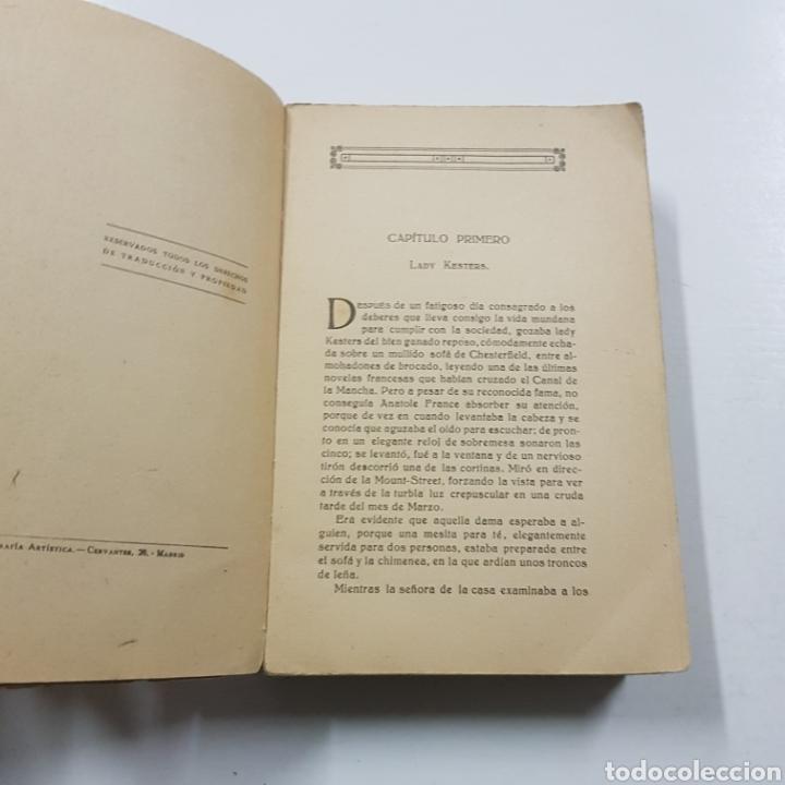 Libros antiguos: CANTO RODADO 1923 B. M. CROKER - COLECCION SANCHEZ RUEDA - Foto 3 - 236721345