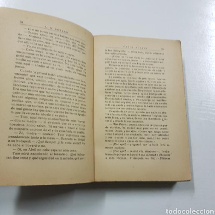 Libros antiguos: CANTO RODADO 1923 B. M. CROKER - COLECCION SANCHEZ RUEDA - Foto 4 - 236721345