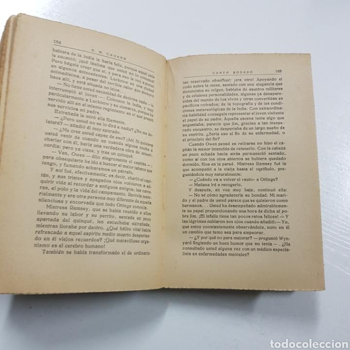 Libros antiguos: CANTO RODADO 1923 B. M. CROKER - COLECCION SANCHEZ RUEDA - Foto 5 - 236721345