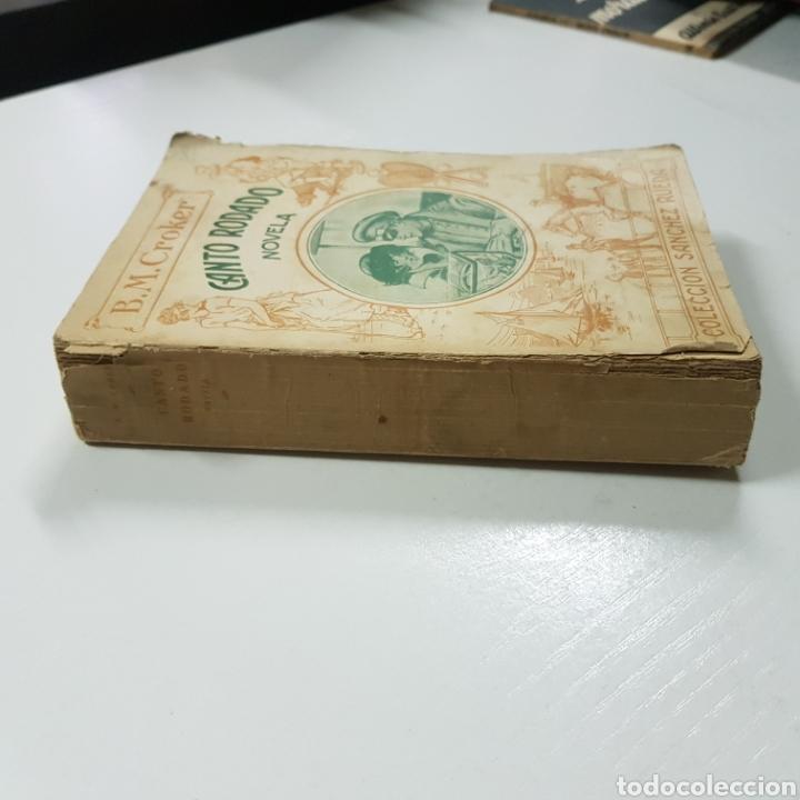 Libros antiguos: CANTO RODADO 1923 B. M. CROKER - COLECCION SANCHEZ RUEDA - Foto 8 - 236721345