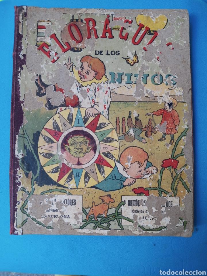 Libros antiguos: El oraculos de los niños y Fábulas - 1902 - Foto 2 - 236754820