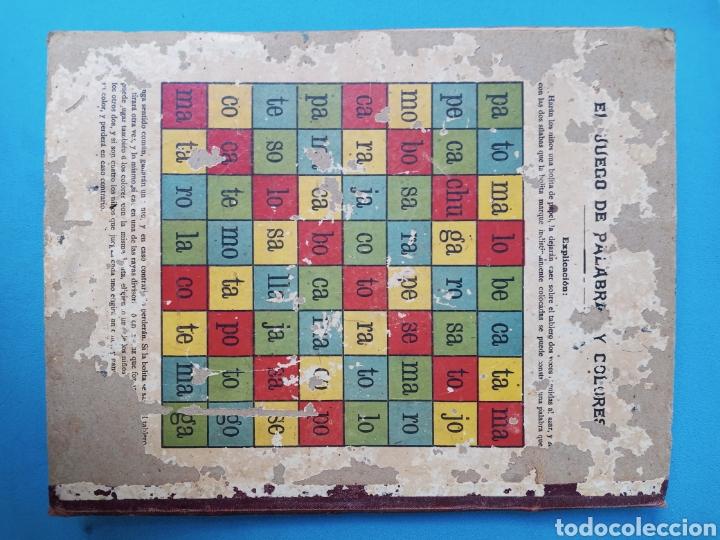 Libros antiguos: El oraculos de los niños y Fábulas - 1902 - Foto 3 - 236754820
