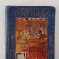 Libri antichi: FÁBULAS DE SAMANIEGO. COLECCIÓN ARALUCE. 1927. Lote 236879795