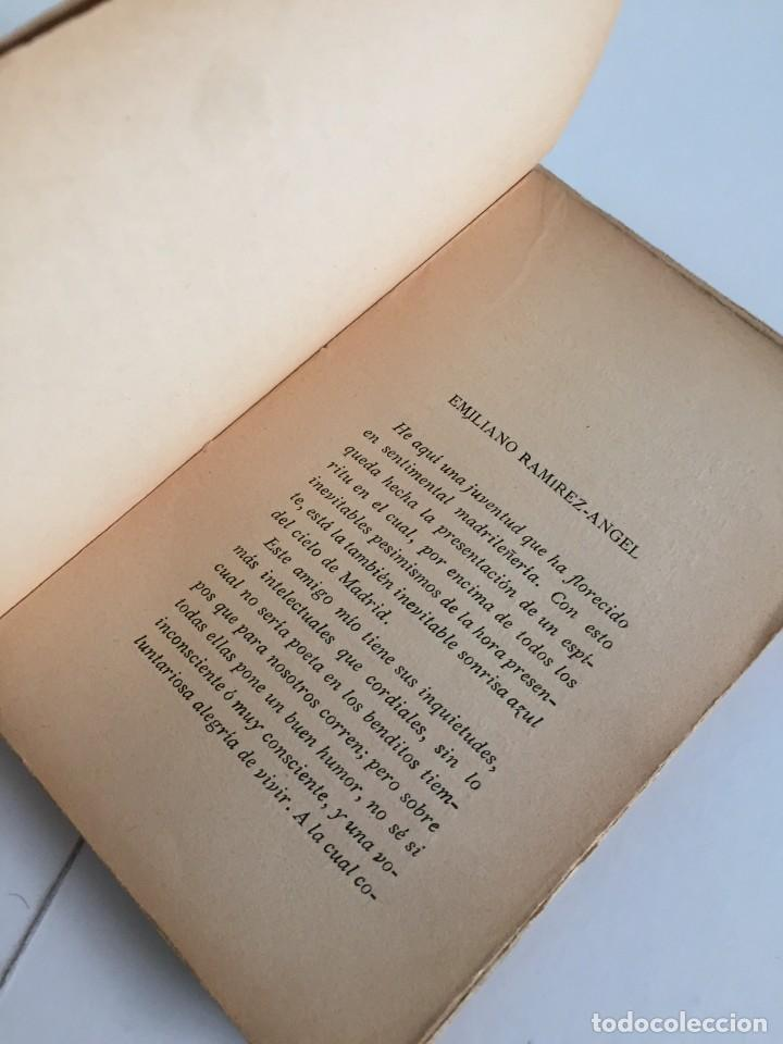 Libros antiguos: E. RAMIREZ-ANGEL. MADRID SENTIMENTAL. BIBLIOTECA ECONÓMICA SELECTA. PEREZ VILLACENCIO, EDITOR. 1907. - Foto 8 - 237264800
