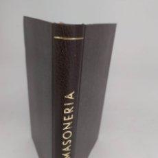 Libros antiguos: LA MASONERÍA DESCRITA POR UN GRADO 33. Lote 237486165