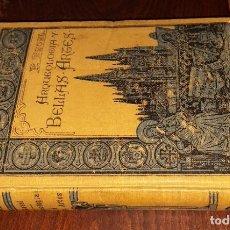Libros antiguos: CURSO BREVE DE ARQUEOLOGIA Y BELLAS ARTES. Lote 237530795