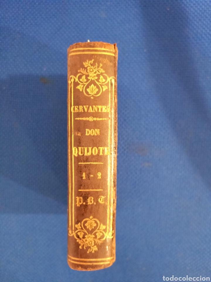 Libros antiguos: El Ingenioso Hidalgo Don Quijote de la Mancha - Foto 2 - 237575100