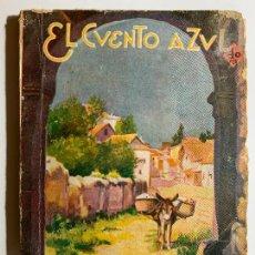 Libros antiguos: EL CUENTO AZUL SIMÓN VERDE, FERNÁN CABALLERO. Lote 237586270