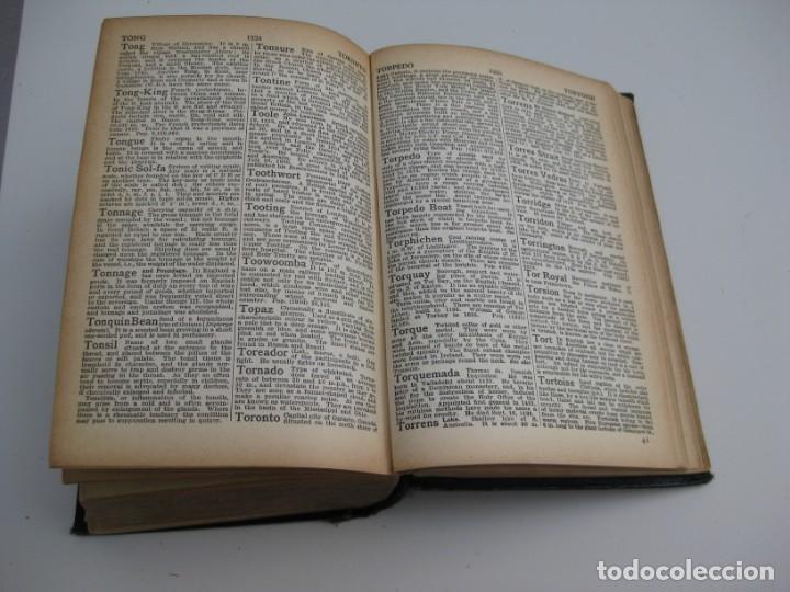 Libros antiguos: The New Standard Encyclopedia and World Atlas. 1932. - Foto 10 - 237713205