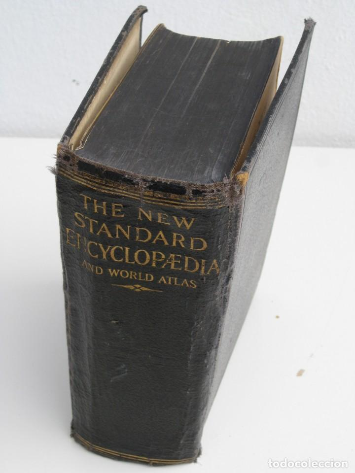Libros antiguos: The New Standard Encyclopedia and World Atlas. 1932. - Foto 18 - 237713205