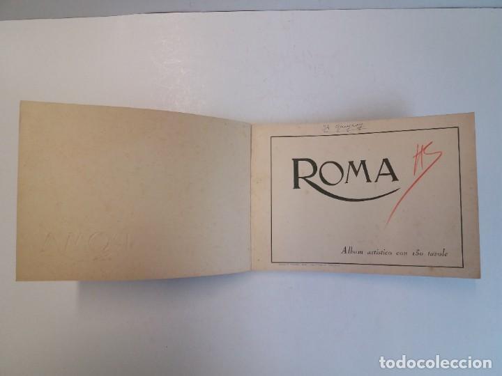 Libros antiguos: FABULOSO LIBRO DE FOTOLITOGRAFIAS ROMA 130 TAVOLE 100 AÑOS - Foto 2 - 237906240