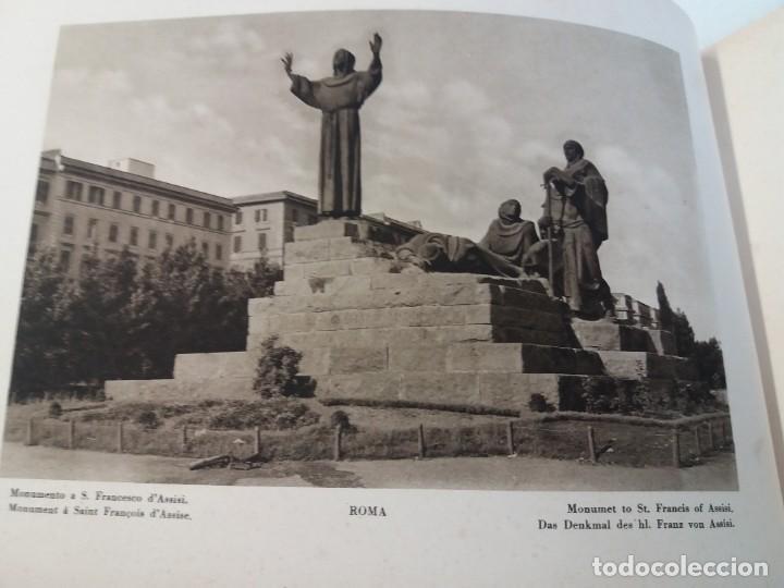 Libros antiguos: FABULOSO LIBRO DE FOTOLITOGRAFIAS ROMA 130 TAVOLE 100 AÑOS - Foto 20 - 237906240