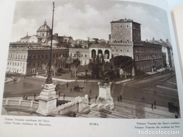 Libros antiguos: FABULOSO LIBRO DE FOTOLITOGRAFIAS ROMA 130 TAVOLE 100 AÑOS - Foto 29 - 237906240