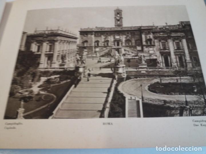 Libros antiguos: FABULOSO LIBRO DE FOTOLITOGRAFIAS ROMA 130 TAVOLE 100 AÑOS - Foto 30 - 237906240