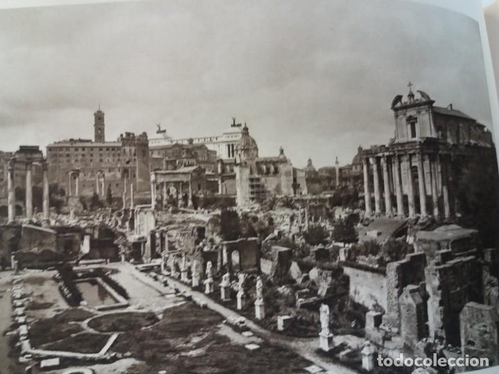 Libros antiguos: FABULOSO LIBRO DE FOTOLITOGRAFIAS ROMA 130 TAVOLE 100 AÑOS - Foto 34 - 237906240