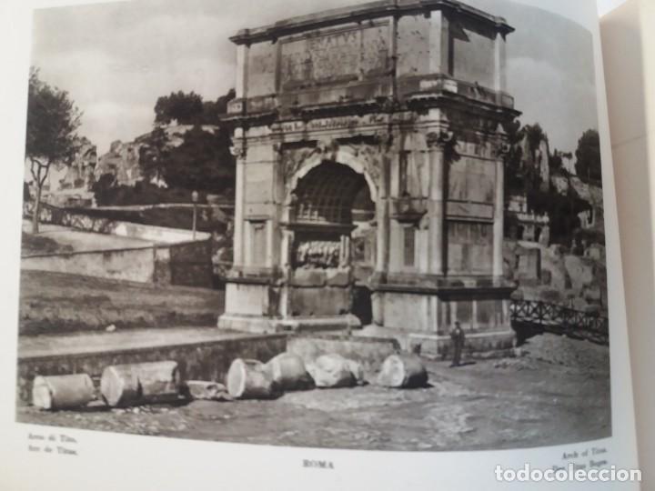 Libros antiguos: FABULOSO LIBRO DE FOTOLITOGRAFIAS ROMA 130 TAVOLE 100 AÑOS - Foto 40 - 237906240