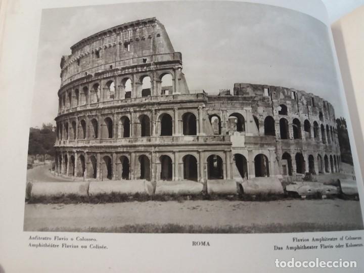 Libros antiguos: FABULOSO LIBRO DE FOTOLITOGRAFIAS ROMA 130 TAVOLE 100 AÑOS - Foto 47 - 237906240
