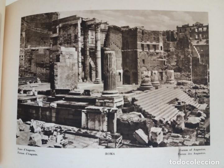Libros antiguos: FABULOSO LIBRO DE FOTOLITOGRAFIAS ROMA 130 TAVOLE 100 AÑOS - Foto 63 - 237906240
