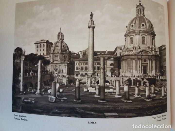 Libros antiguos: FABULOSO LIBRO DE FOTOLITOGRAFIAS ROMA 130 TAVOLE 100 AÑOS - Foto 64 - 237906240