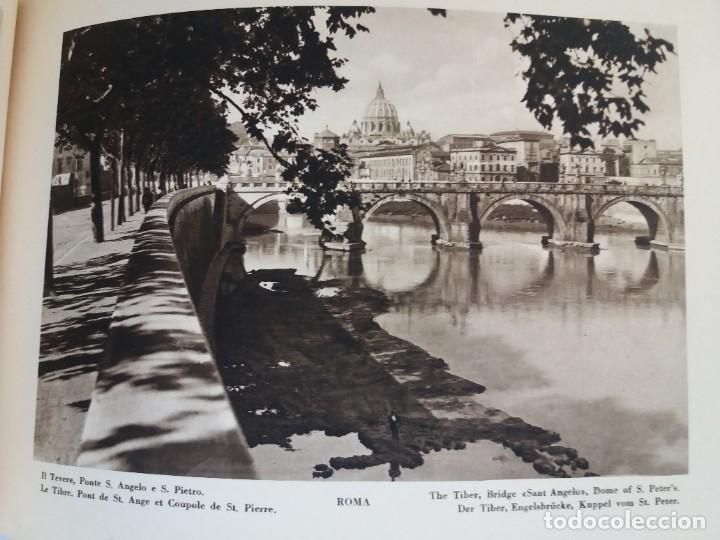 Libros antiguos: FABULOSO LIBRO DE FOTOLITOGRAFIAS ROMA 130 TAVOLE 100 AÑOS - Foto 67 - 237906240