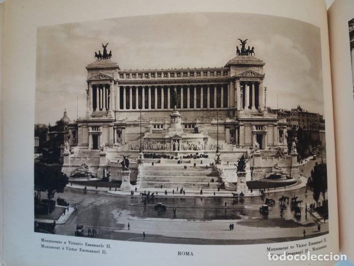 Libros antiguos: FABULOSO LIBRO DE FOTOLITOGRAFIAS ROMA 130 TAVOLE 100 AÑOS - Foto 72 - 237906240