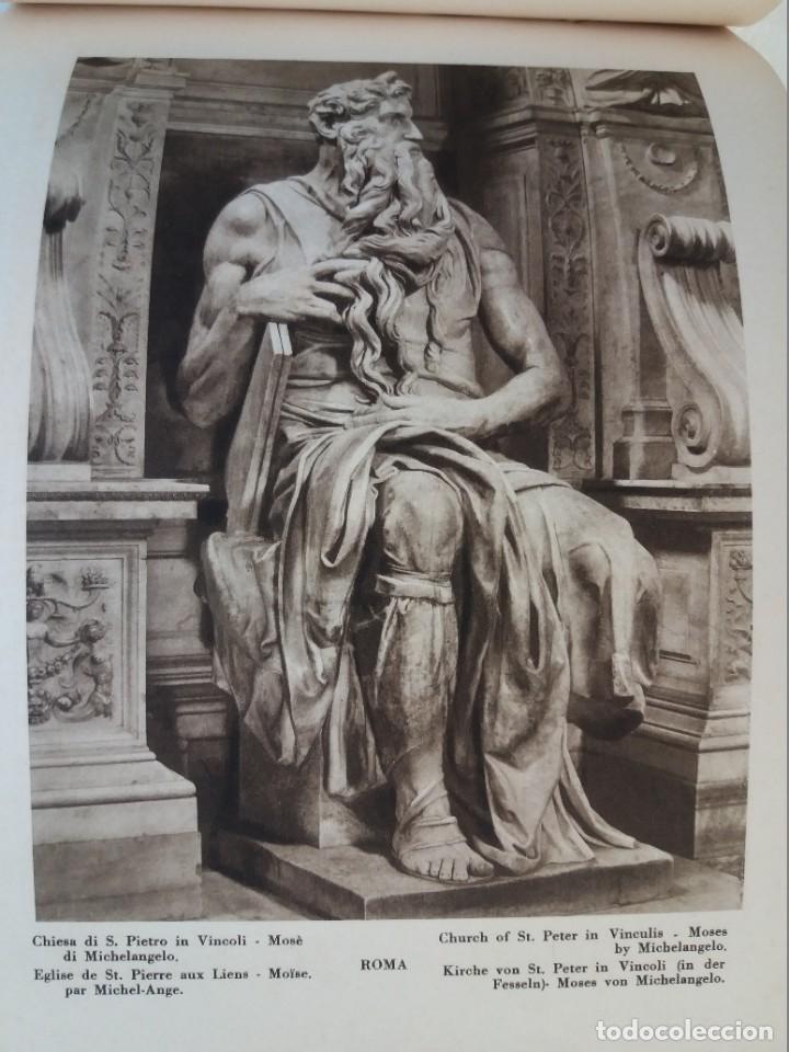 Libros antiguos: FABULOSO LIBRO DE FOTOLITOGRAFIAS ROMA 130 TAVOLE 100 AÑOS - Foto 75 - 237906240