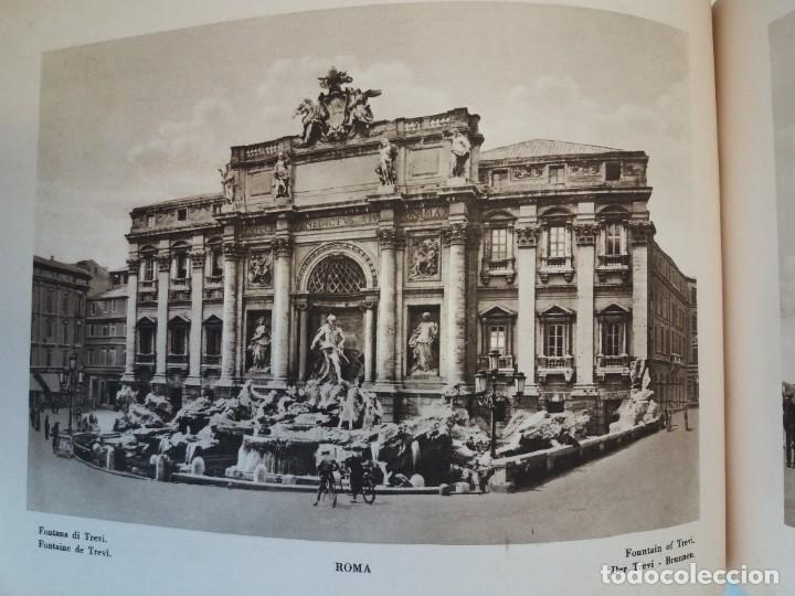 Libros antiguos: FABULOSO LIBRO DE FOTOLITOGRAFIAS ROMA 130 TAVOLE 100 AÑOS - Foto 76 - 237906240