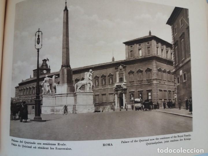 Libros antiguos: FABULOSO LIBRO DE FOTOLITOGRAFIAS ROMA 130 TAVOLE 100 AÑOS - Foto 78 - 237906240
