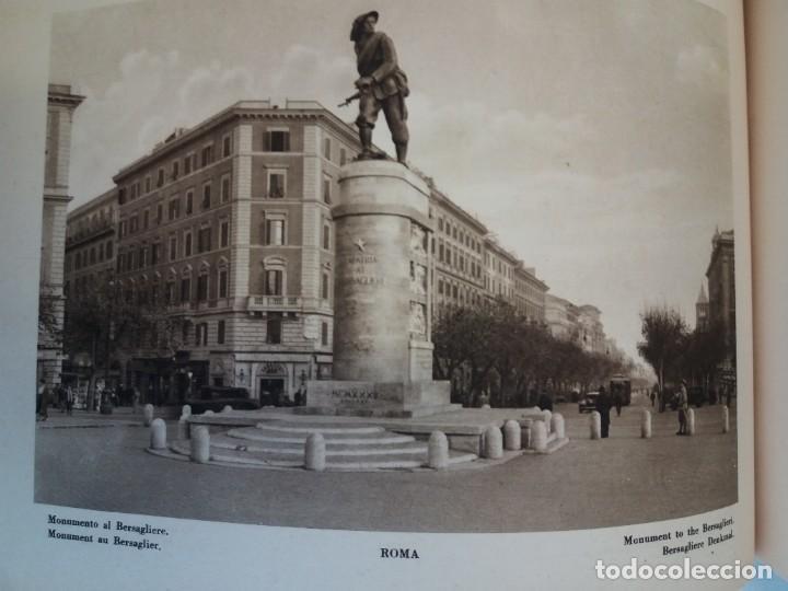 Libros antiguos: FABULOSO LIBRO DE FOTOLITOGRAFIAS ROMA 130 TAVOLE 100 AÑOS - Foto 79 - 237906240