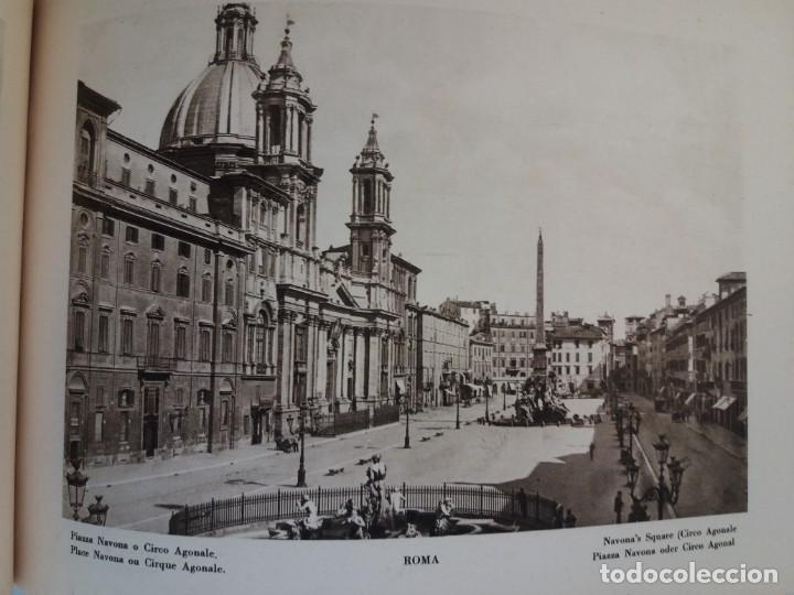 Libros antiguos: FABULOSO LIBRO DE FOTOLITOGRAFIAS ROMA 130 TAVOLE 100 AÑOS - Foto 80 - 237906240