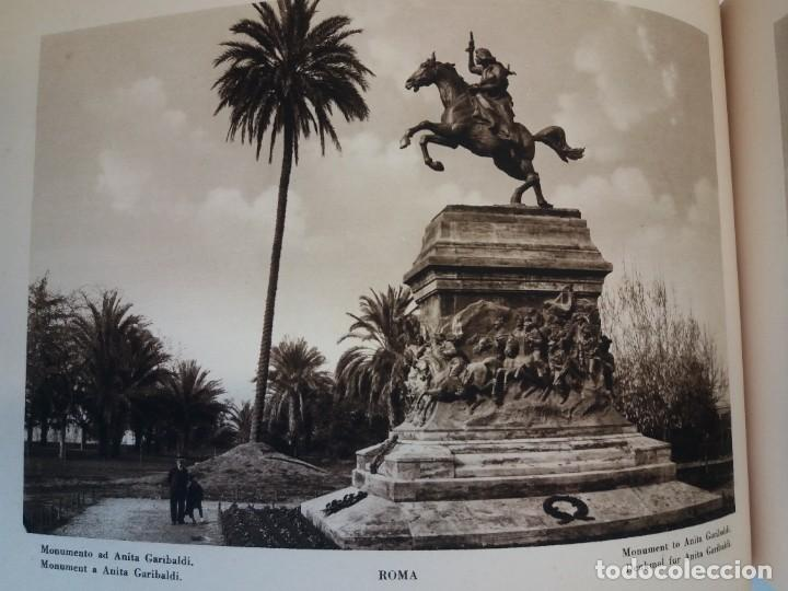 Libros antiguos: FABULOSO LIBRO DE FOTOLITOGRAFIAS ROMA 130 TAVOLE 100 AÑOS - Foto 85 - 237906240