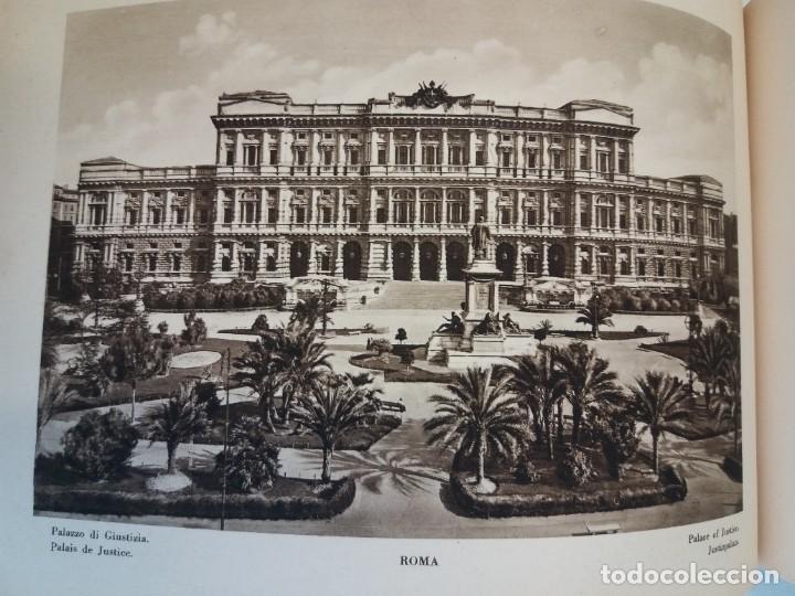 Libros antiguos: FABULOSO LIBRO DE FOTOLITOGRAFIAS ROMA 130 TAVOLE 100 AÑOS - Foto 87 - 237906240