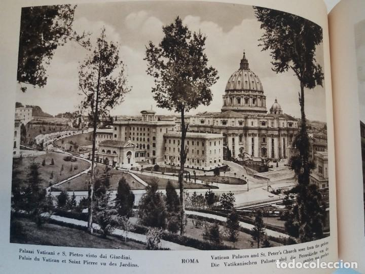 Libros antiguos: FABULOSO LIBRO DE FOTOLITOGRAFIAS ROMA 130 TAVOLE 100 AÑOS - Foto 89 - 237906240