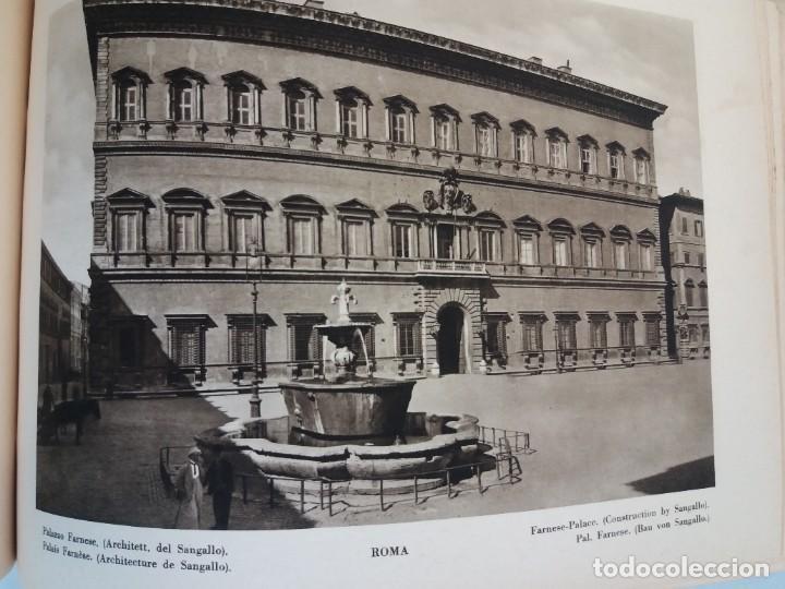Libros antiguos: FABULOSO LIBRO DE FOTOLITOGRAFIAS ROMA 130 TAVOLE 100 AÑOS - Foto 90 - 237906240