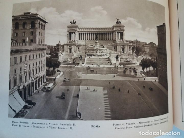 Libros antiguos: FABULOSO LIBRO DE FOTOLITOGRAFIAS ROMA 130 TAVOLE 100 AÑOS - Foto 91 - 237906240