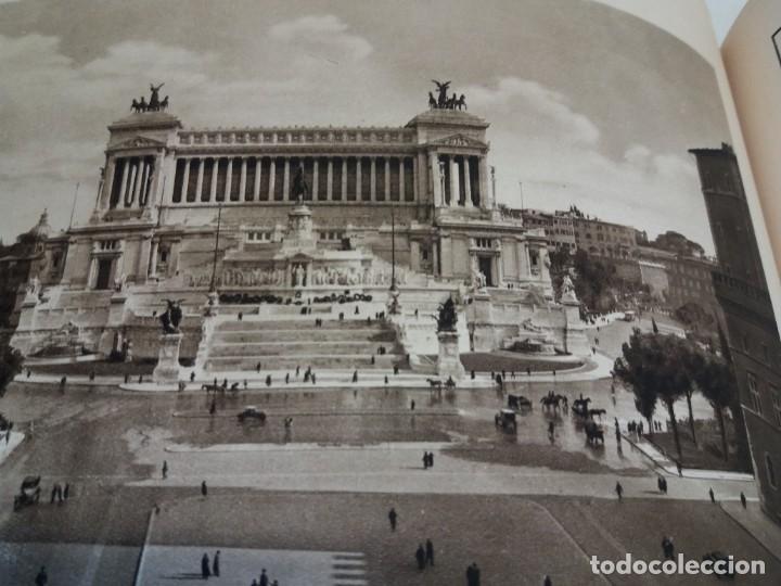 Libros antiguos: FABULOSO LIBRO DE FOTOLITOGRAFIAS ROMA 130 TAVOLE 100 AÑOS - Foto 92 - 237906240