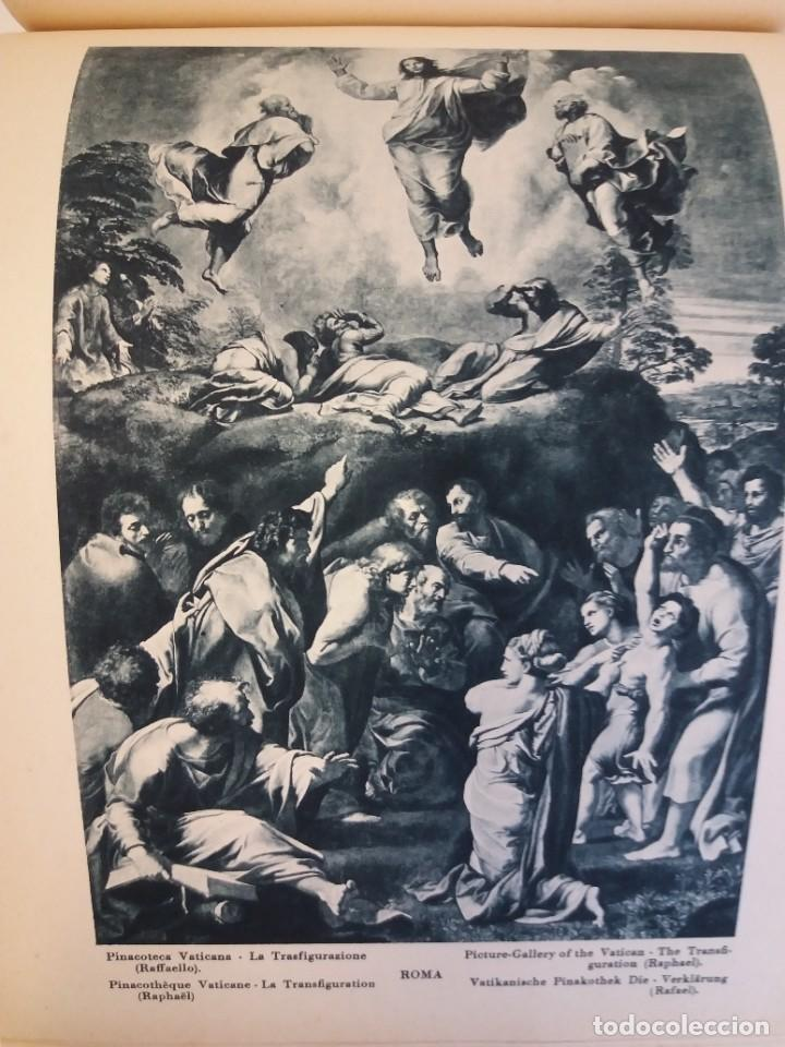 Libros antiguos: FABULOSO LIBRO DE FOTOLITOGRAFIAS ROMA 130 TAVOLE 100 AÑOS - Foto 93 - 237906240