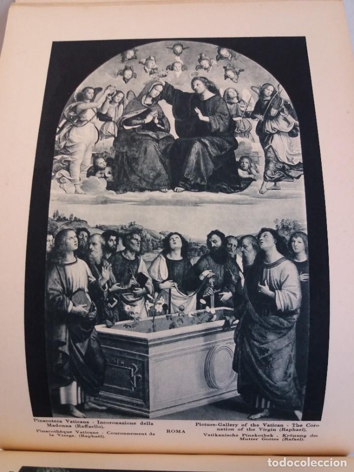 Libros antiguos: FABULOSO LIBRO DE FOTOLITOGRAFIAS ROMA 130 TAVOLE 100 AÑOS - Foto 97 - 237906240