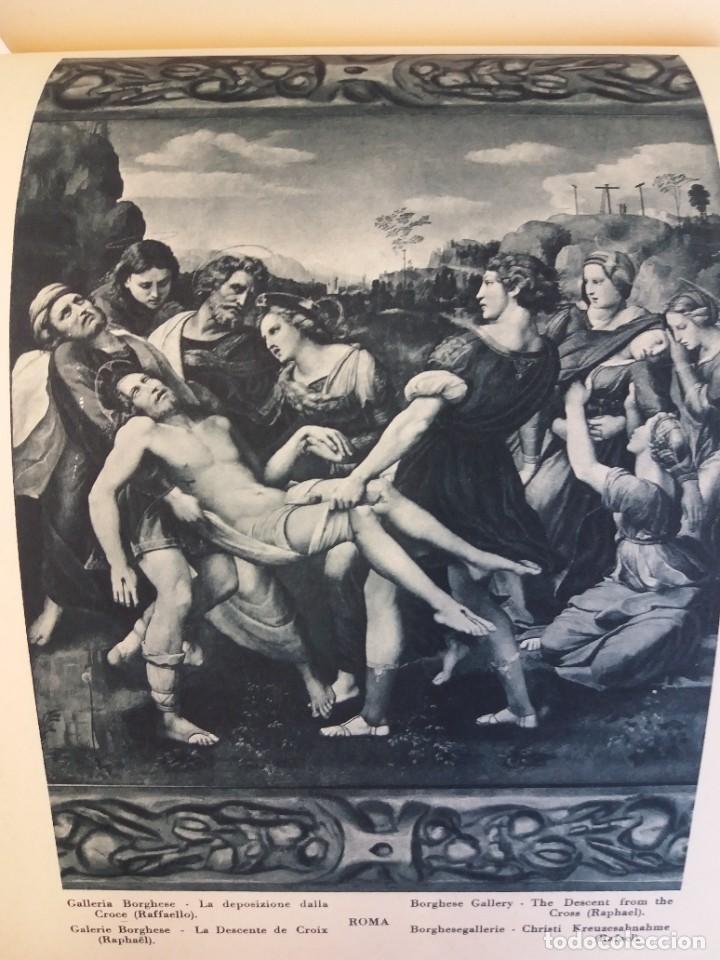 Libros antiguos: FABULOSO LIBRO DE FOTOLITOGRAFIAS ROMA 130 TAVOLE 100 AÑOS - Foto 100 - 237906240